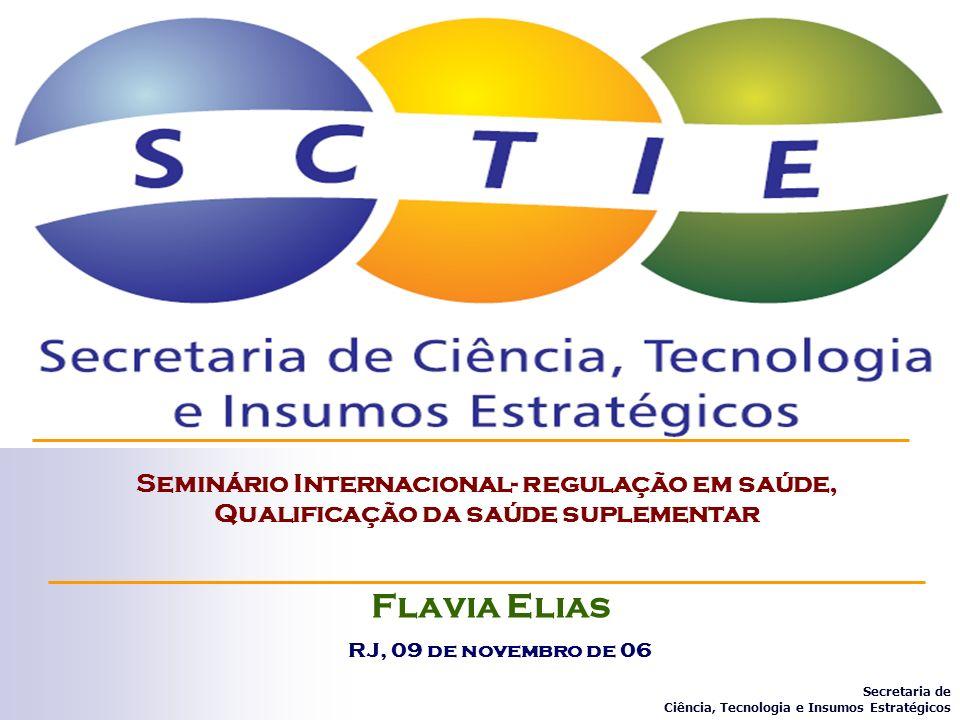 Seminário Internacional- regulação em saúde, Qualificação da saúde suplementar
