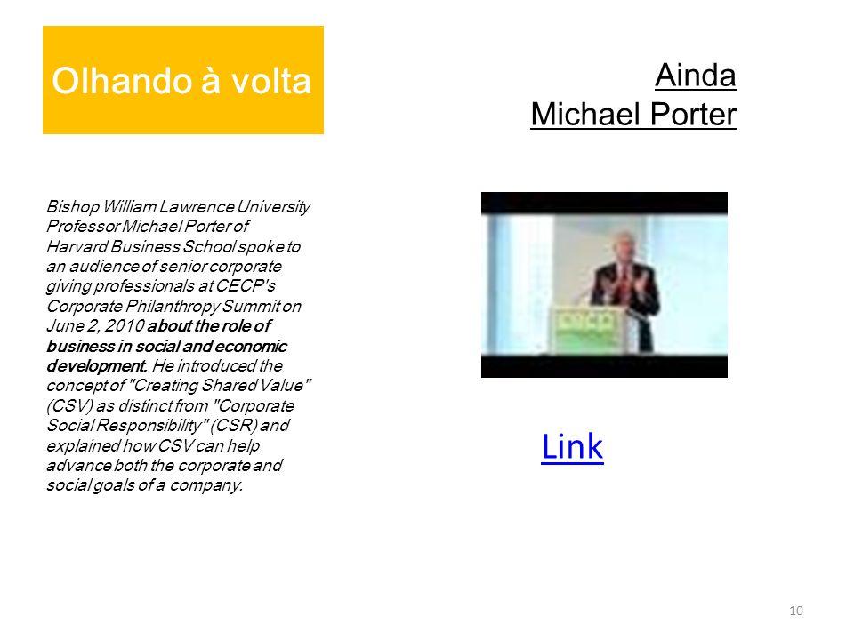 Link Olhando à volta Ainda Michael Porter