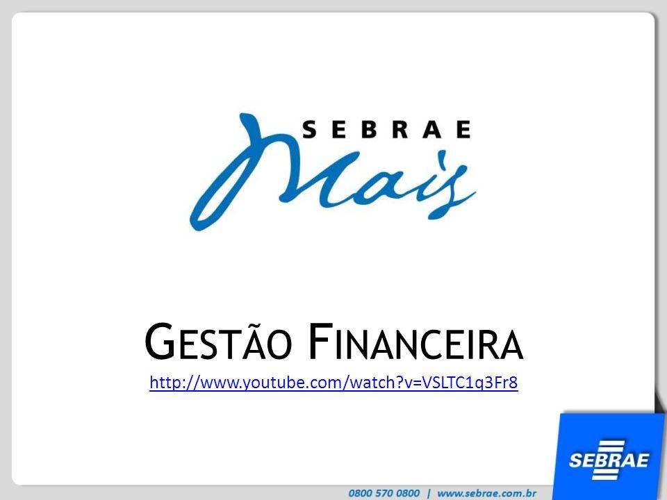 Gestão Financeira http://www.youtube.com/watch v=VSLTC1q3Fr8