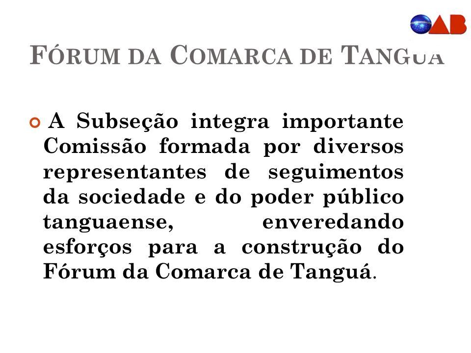 Fórum da Comarca de Tanguá