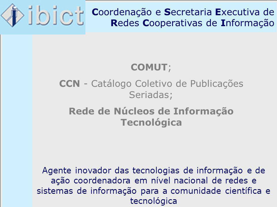 Rede de Núcleos de Informação Tecnológica