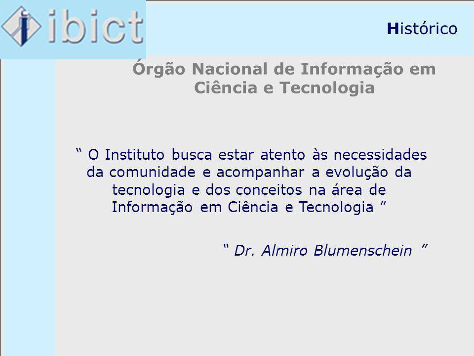 Órgão Nacional de Informação em Ciência e Tecnologia