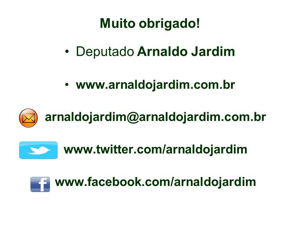 Deputado Arnaldo Jardim