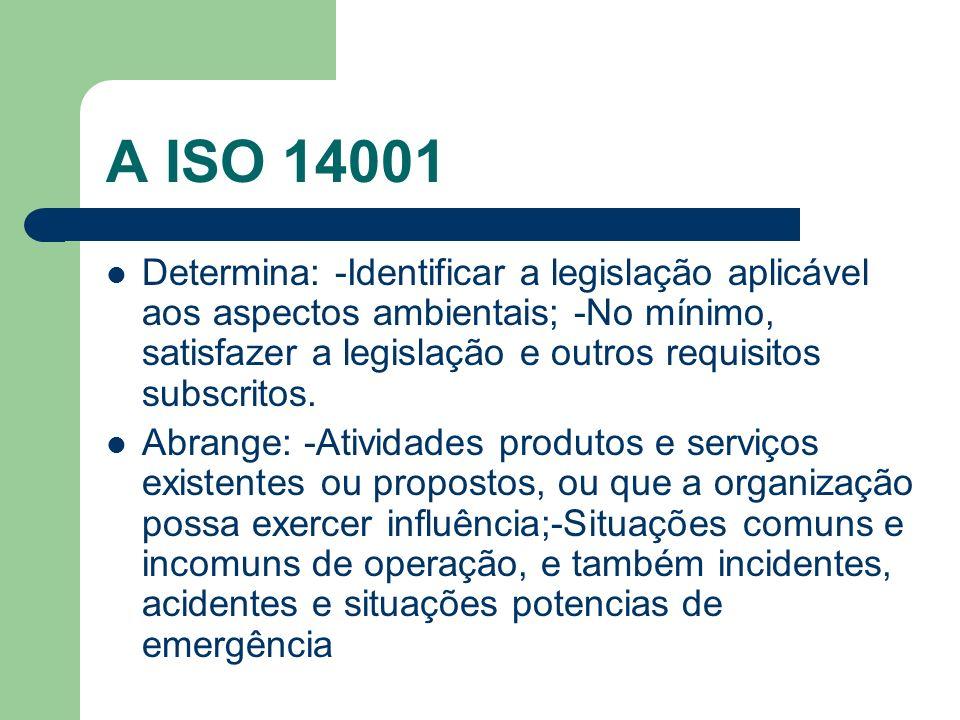 A ISO 14001