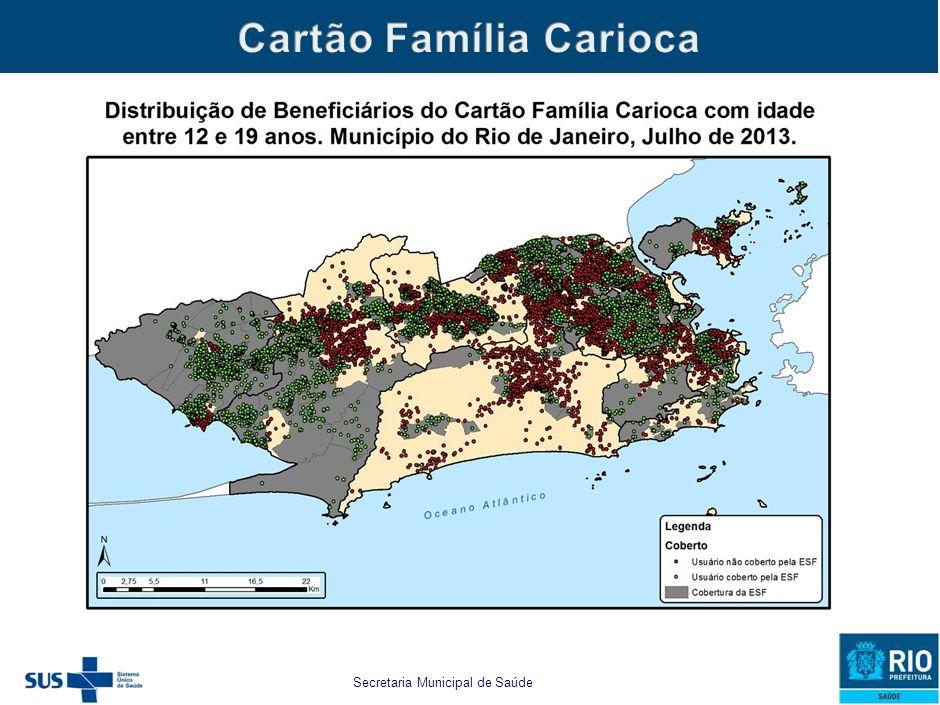 Cartão Família Carioca