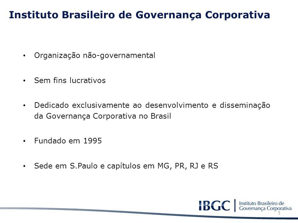 Instituto Brasileiro de Governança Corporativa