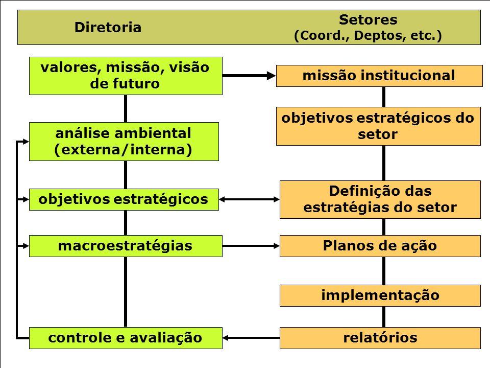 valores, missão, visão de futuro missão institucional