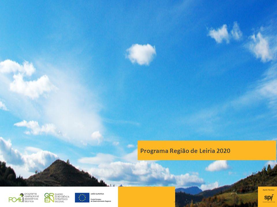Programa Região de Leiria 2020