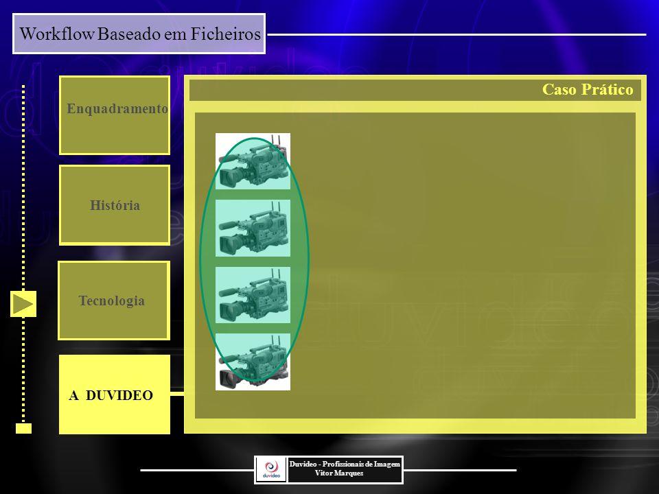 Enquadramento Caso Prático História Tecnologia A DUVIDEO 16