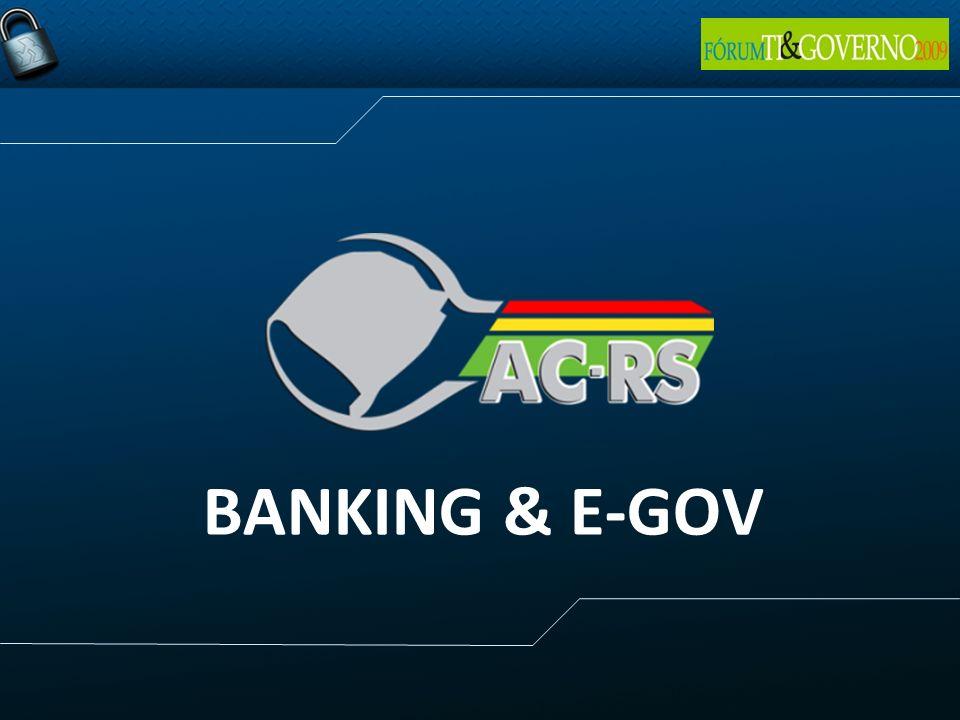 Banking & e-gov