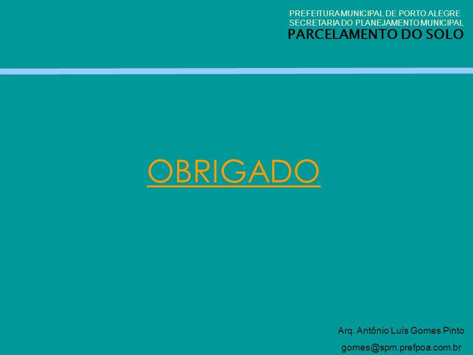 Arq. Antônio Luís Gomes Pinto