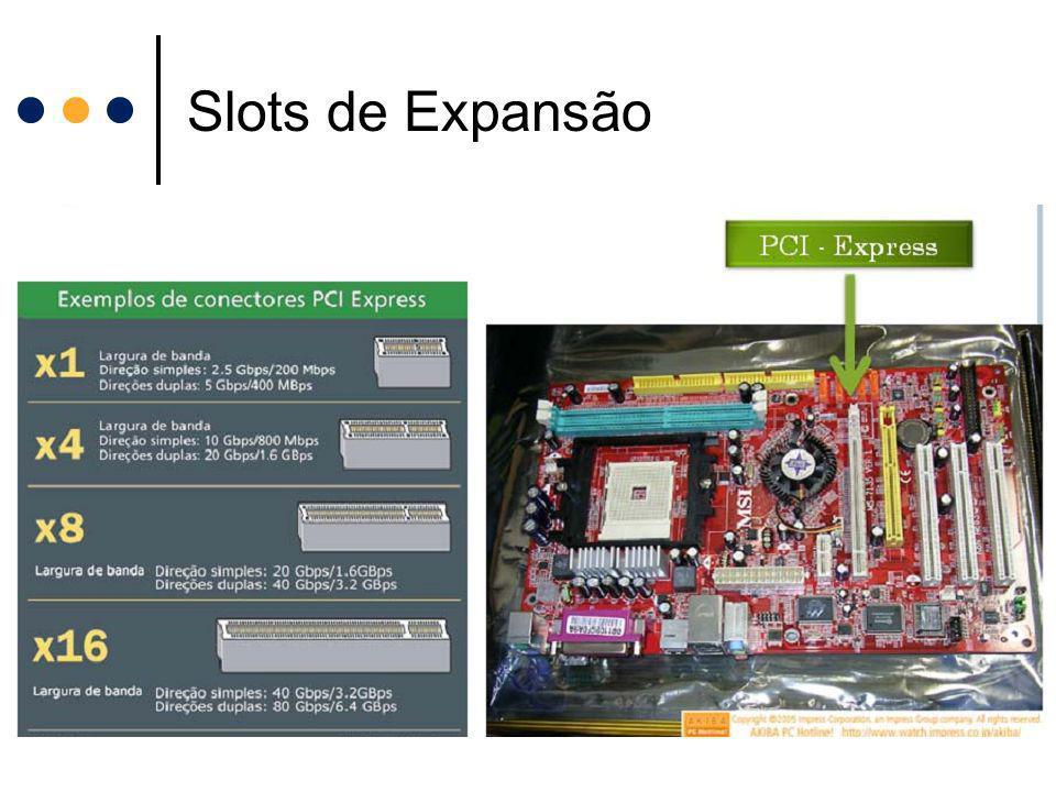 Slots de Expansão