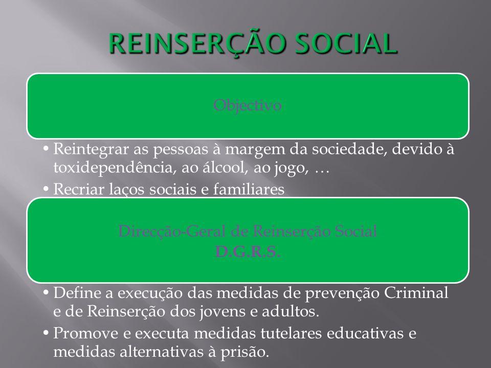 Direcção-Geral de Reinserção Social