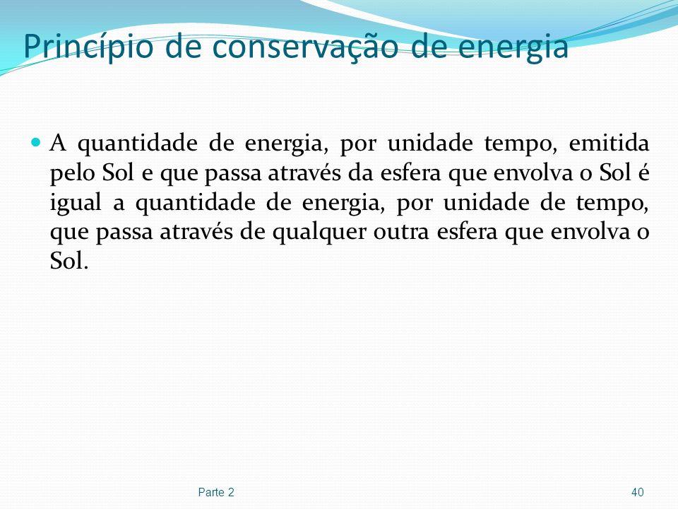 Princípio de conservação de energia