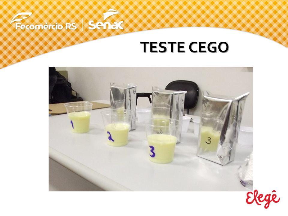 TESTE CEGO