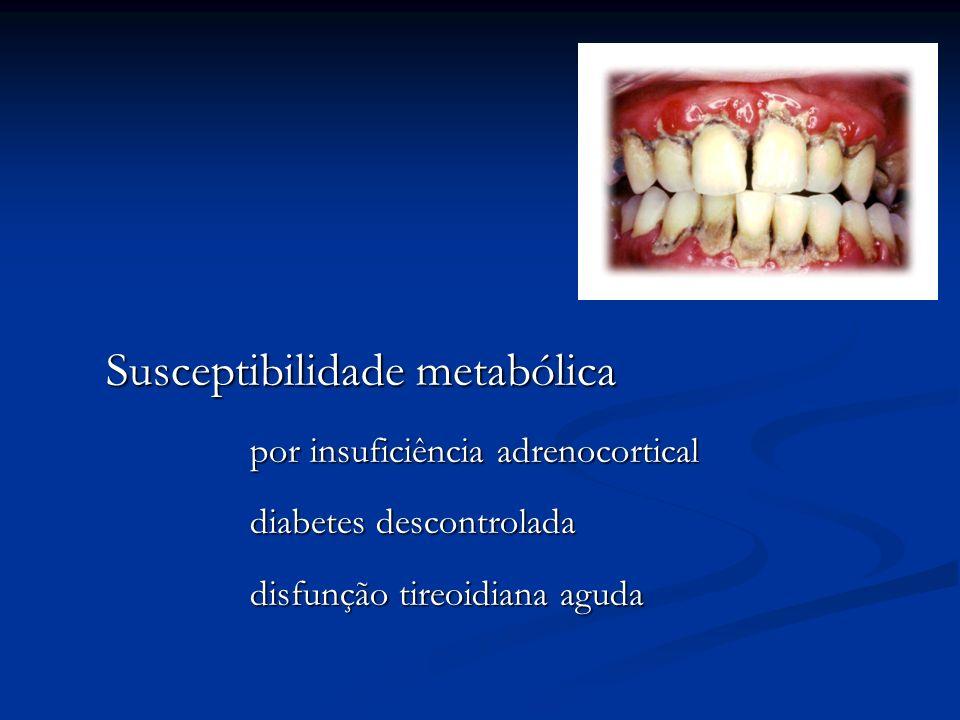 Susceptibilidade metabólica