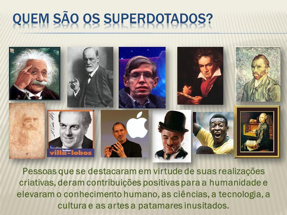 Quem são os superdotados