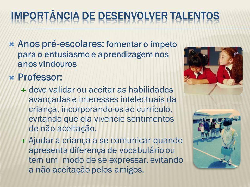 Importância de desenvolver talentos