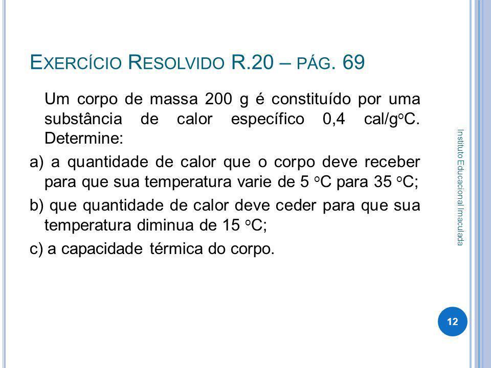 Exercício Resolvido R.20 – pág. 69