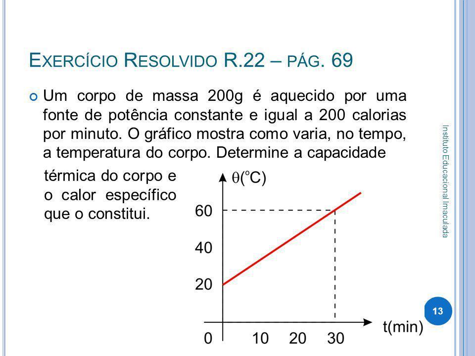 Exercício Resolvido R.22 – pág. 69
