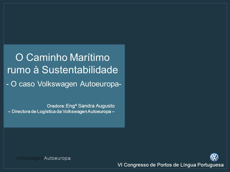 O Caminho Marítimo rumo à Sustentabilidade