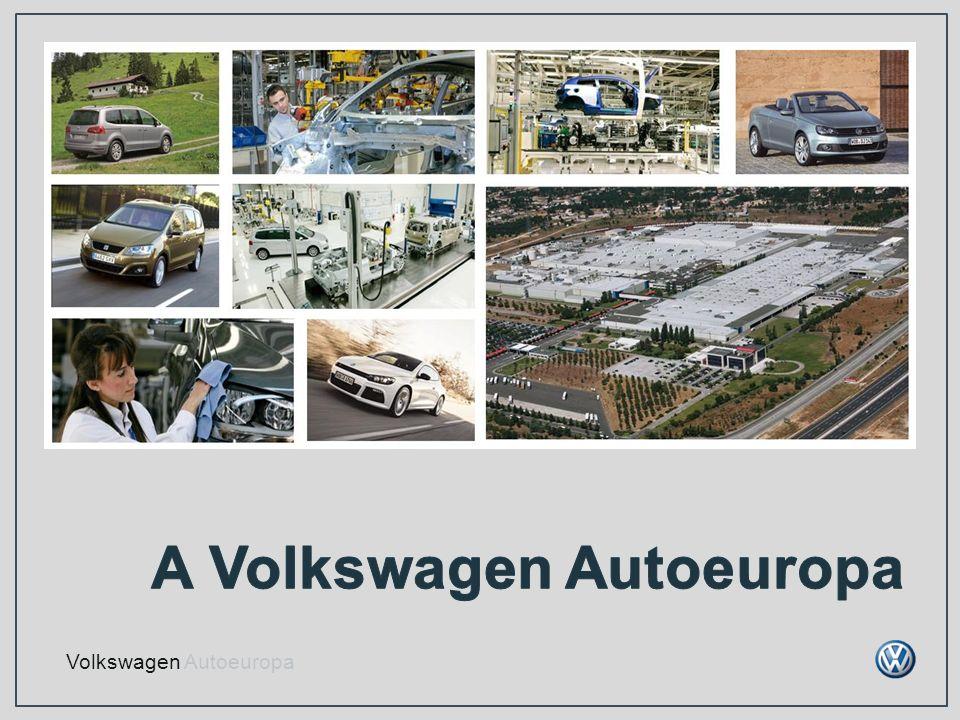 A Volkswagen Autoeuropa