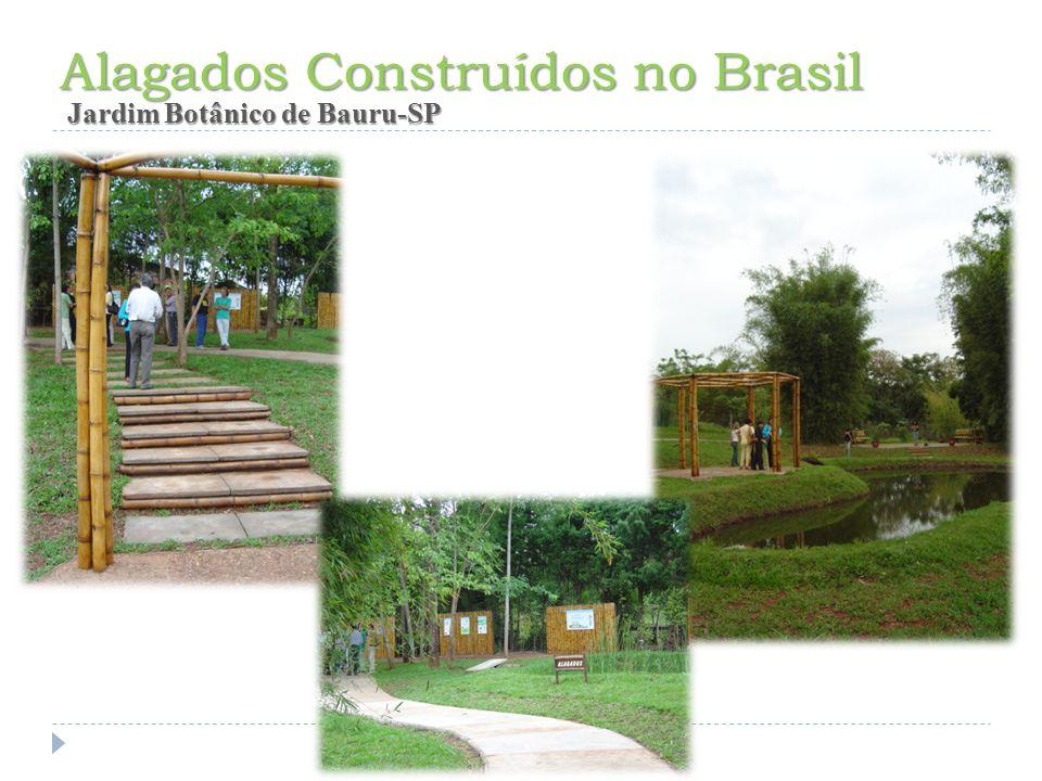 Alagados Construídos no Brasil