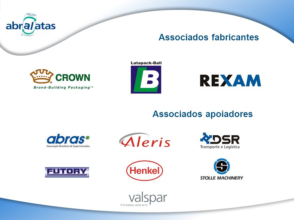 Associados fabricantes