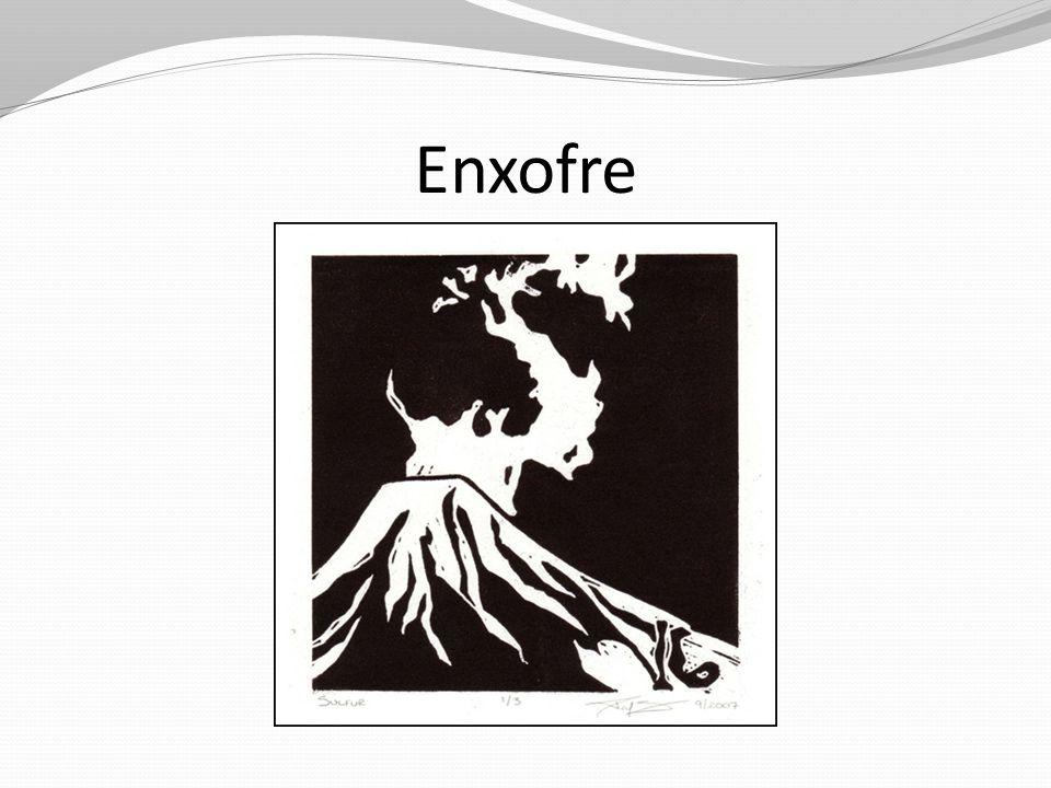 Enxofre