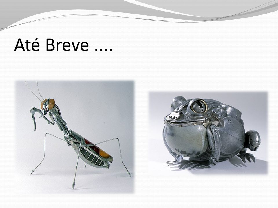Até Breve ....