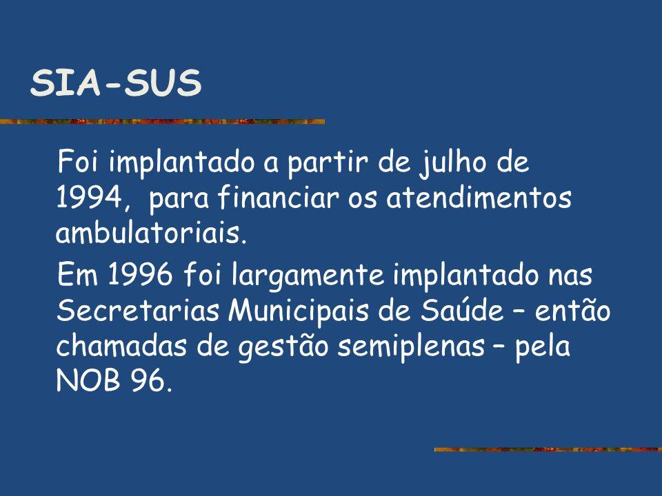 SIA-SUS