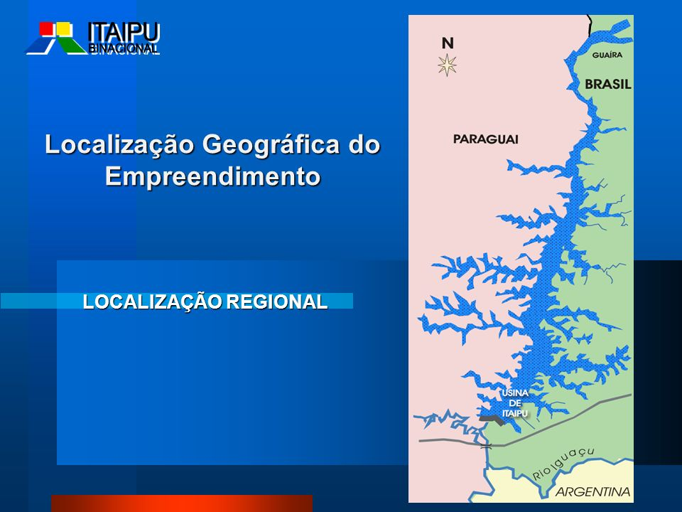 Localização Geográfica do Empreendimento