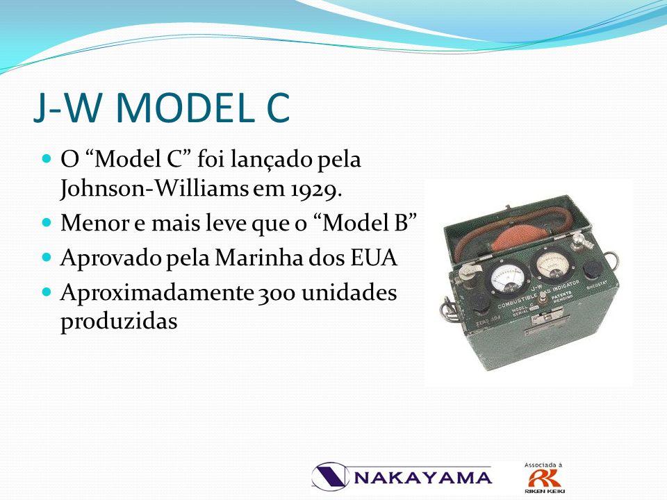 J-W MODEL C O Model C foi lançado pela Johnson-Williams em 1929.