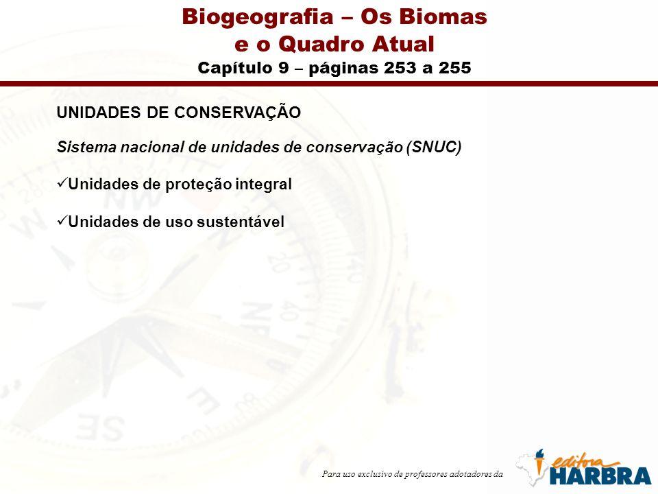 Biogeografia – Os Biomas