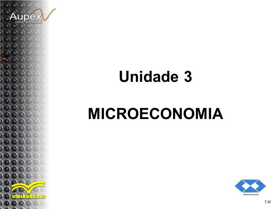 Unidade 3 MICROECONOMIA