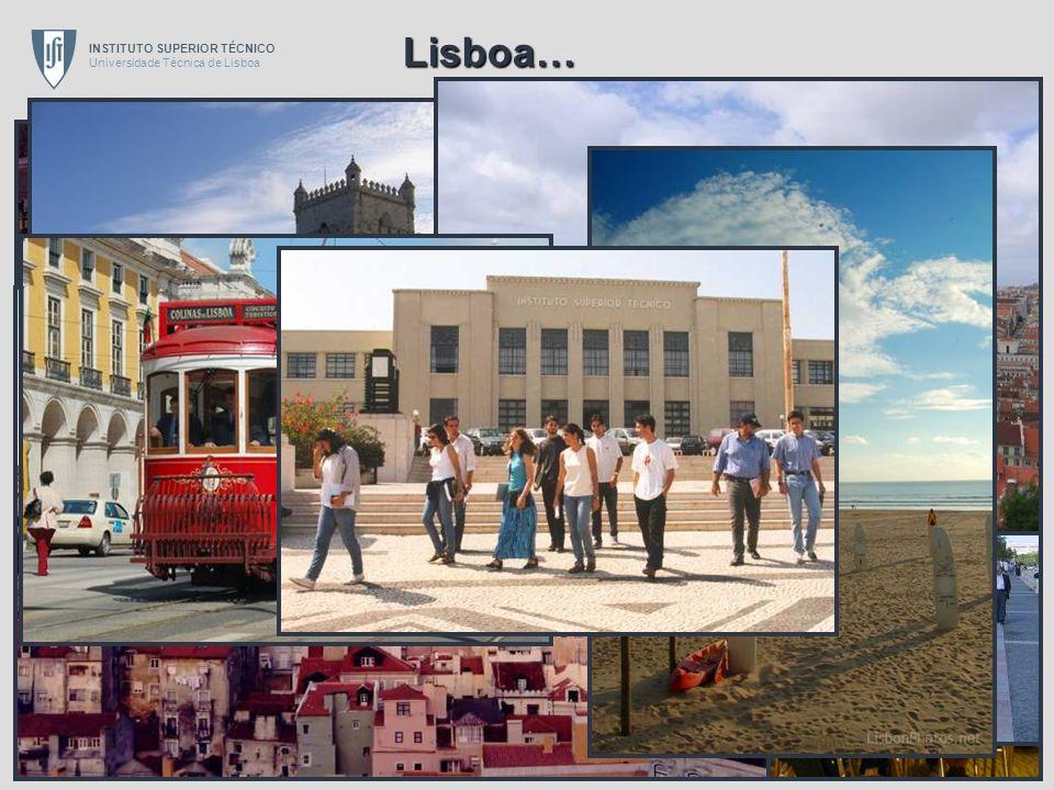 Lisboa…