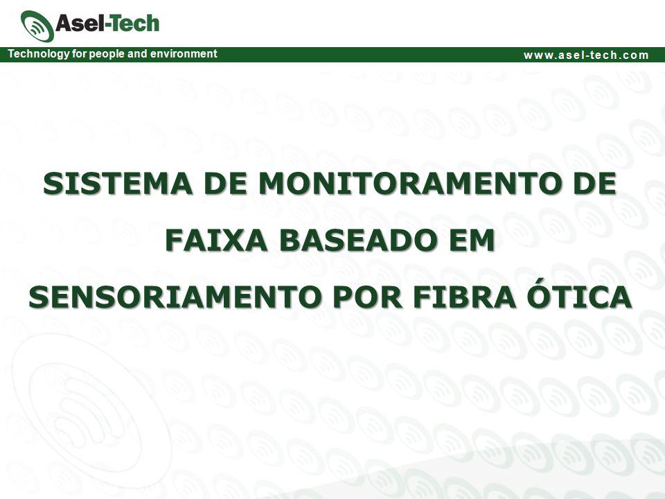 SISTEMA DE MONITORAMENTO DE FAIXA BASEADO EM SENSORIAMENTO POR FIBRA ÓTICA