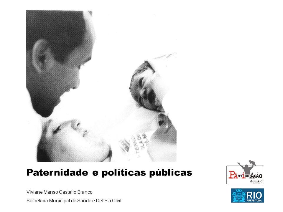 Paternidade e políticas públicas