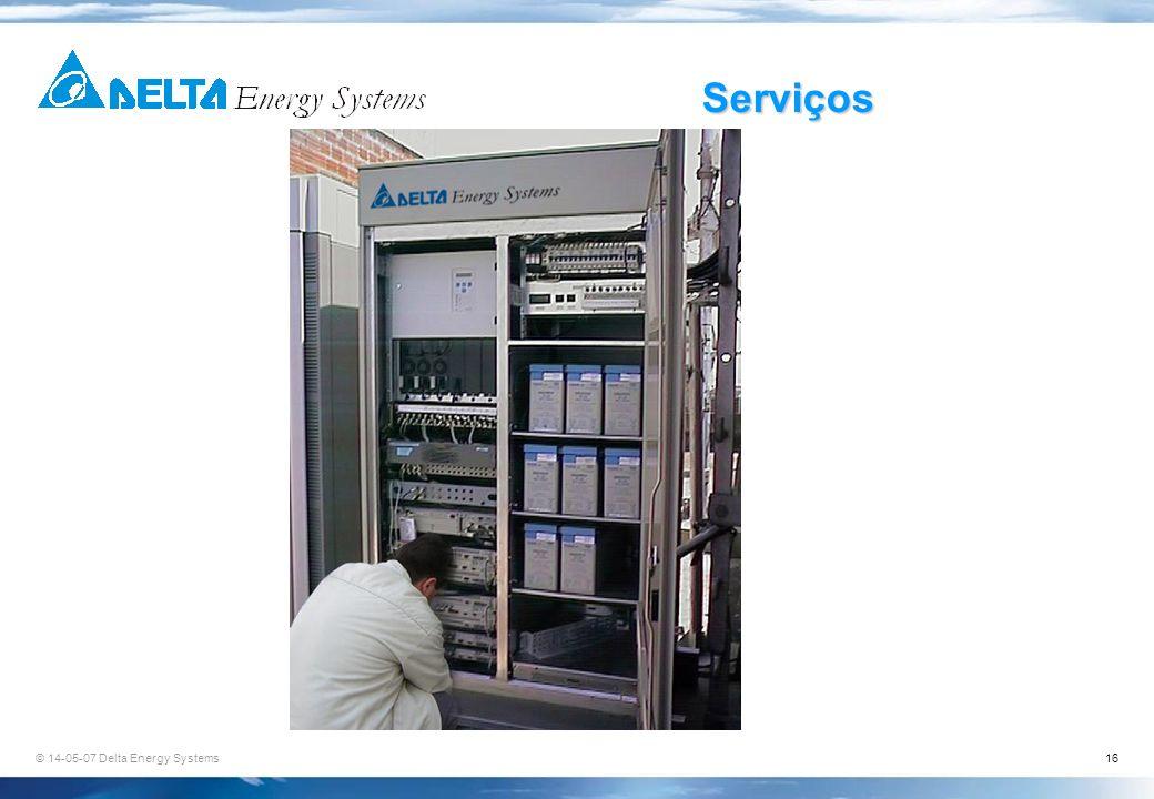 Serviços © 17-03-30 Delta Energy Systems