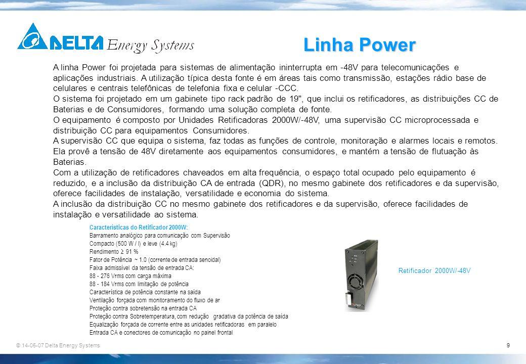 Linha Power