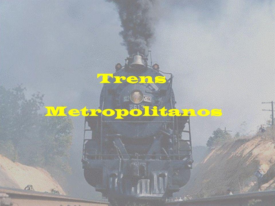 Trens Metropolitanos