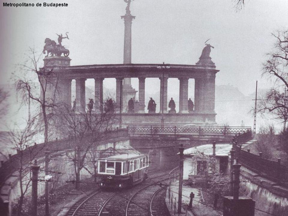 Metropolitano de Budapeste