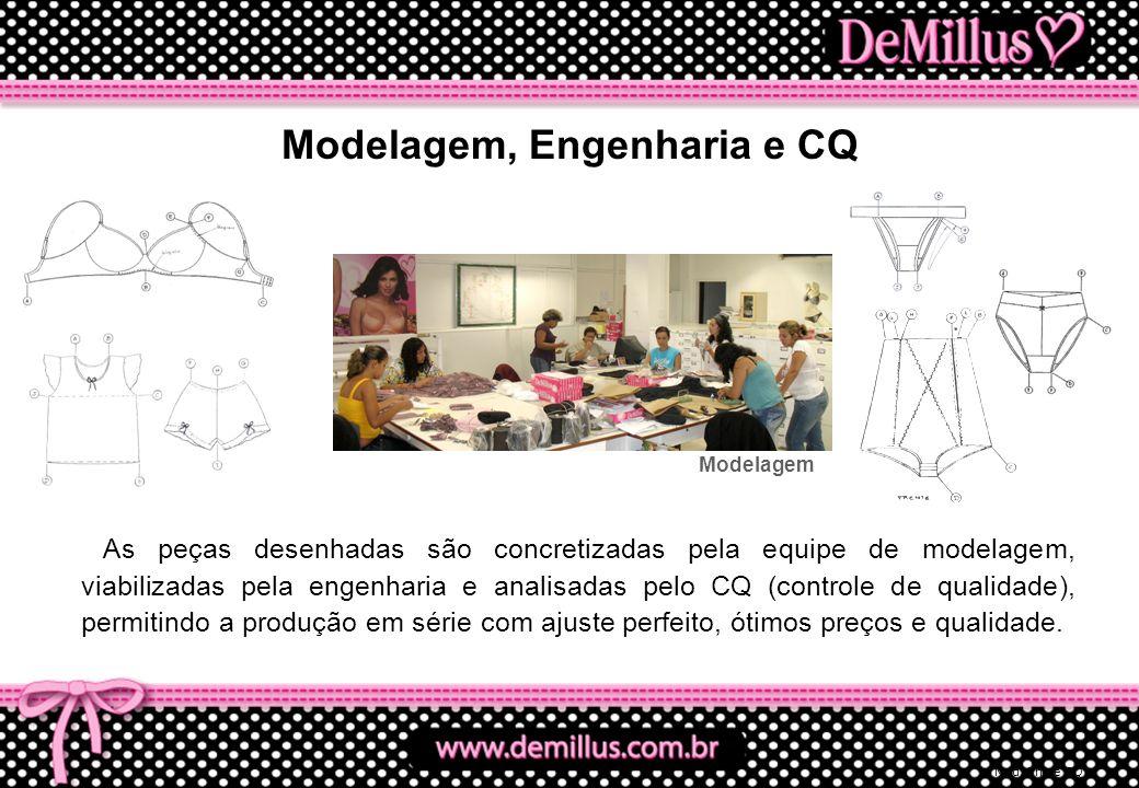Modelagem, Engenharia e CQ