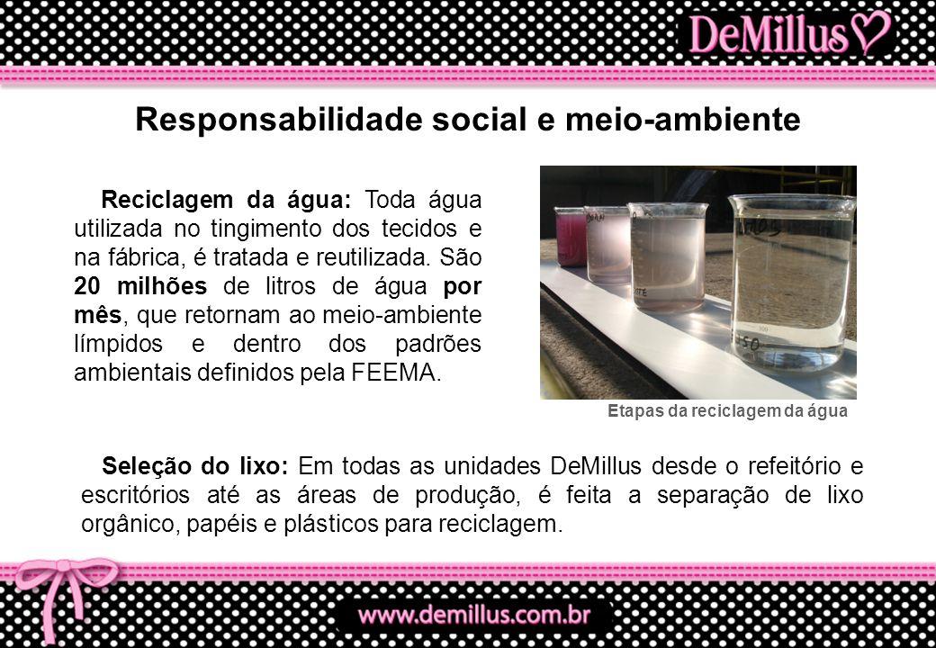 Responsabilidade social e meio-ambiente