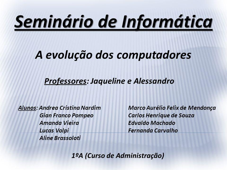 Seminário de Informática