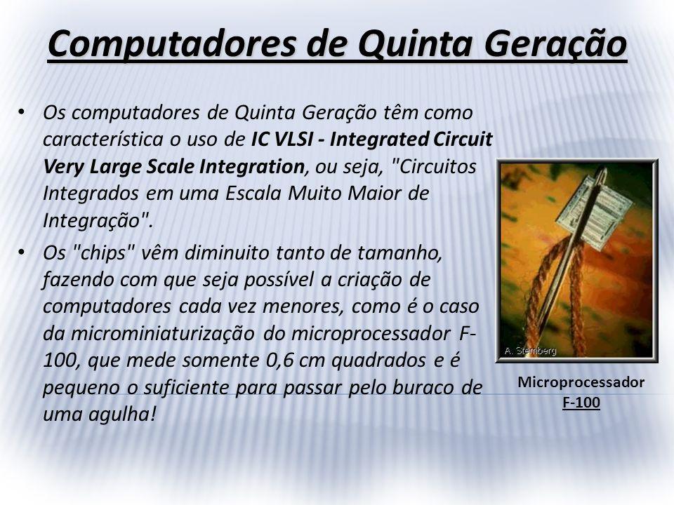 Computadores de Quinta Geração