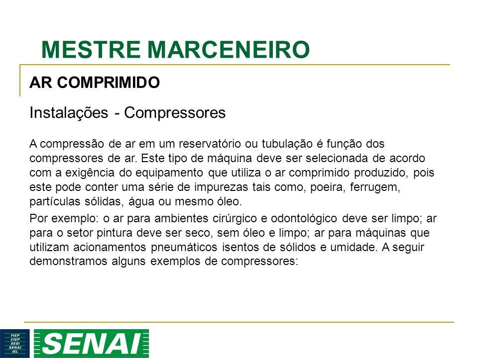 Instalações - Compressores