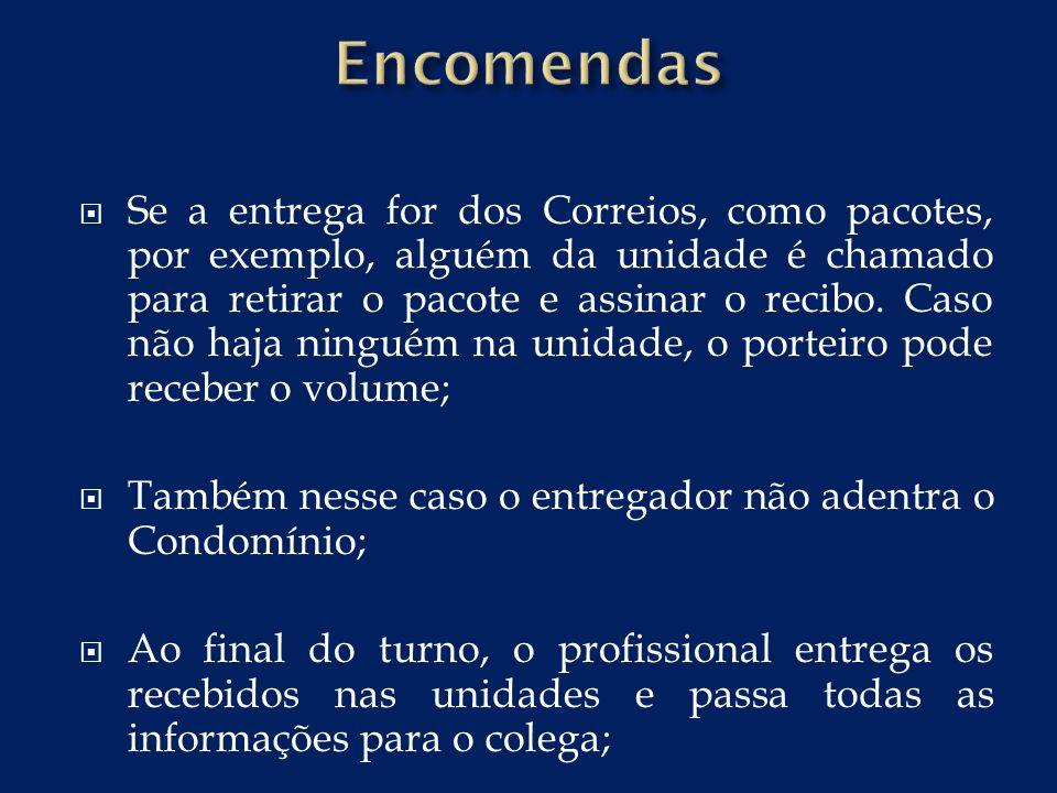Encomendas