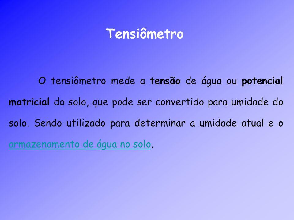 Tensiômetro