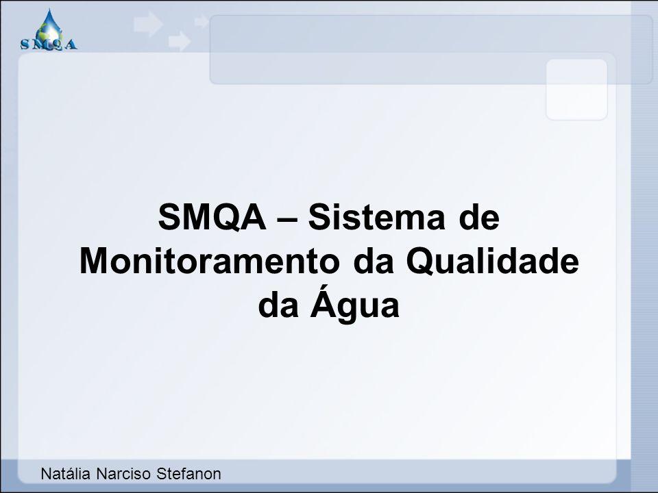 SMQA – Sistema de Monitoramento da Qualidade da Água